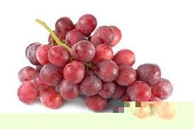 Raudonos vynuogės